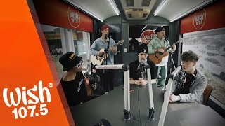 "Why Don't We performs ""What Am I"" LIVE on Wish 107.5 Bus"