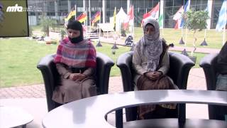 Lajna Talk (Ladies) - Review 2013 - Jalsa Salana Germany 2013