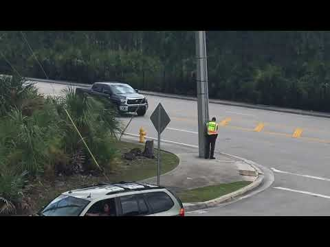 Police Speed Trap