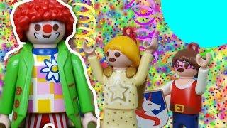 Playmobil Film deutsch FASCHINGSPARTY/KARNEVAL