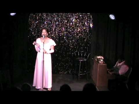 Sherna Armstrong sings Billie Holiday