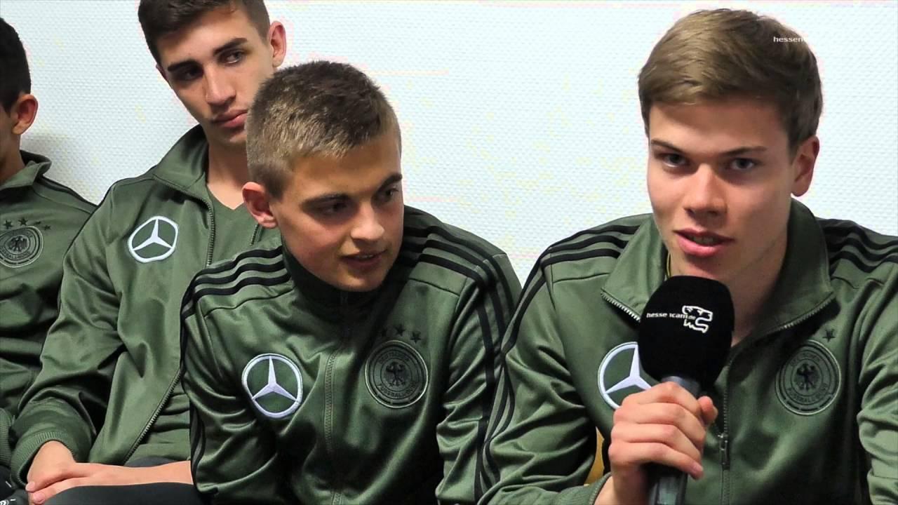 deutschland u17 nationalmannschaft