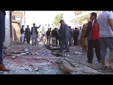 euronews (en español): Doble atentado en Afganistán