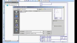 Сохранение документа в Компас 3D
