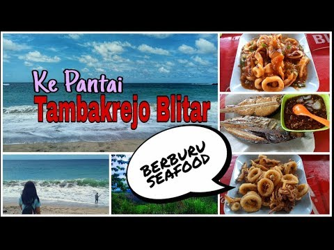 kuliner-seafood-di-pantai-tambakrejo...!!!-wisata-blitar---jawa-timur