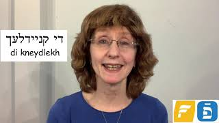Yiddish Word of the Day: Passover