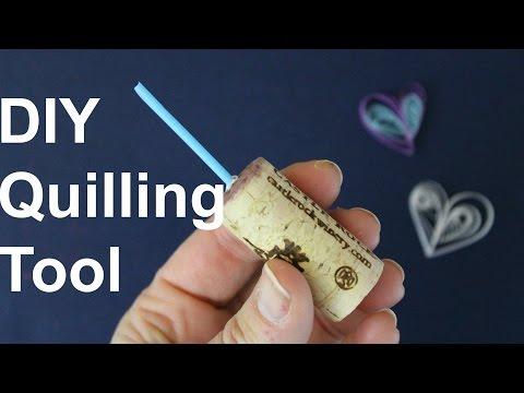 DIY Quilling Tool
