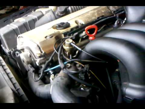 Car Won T Start >> 1995 Mercedes E320 won't start - YouTube