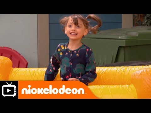 The Thundermans | Super Sitter | Nickelodeon UK