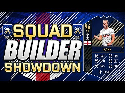 INSANE TOTY HARRY KANE SQUAD BUILDER SHOWDOWN!!! FIFA 18 Ultimate Team