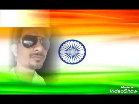 Jana Gana Man a karaoke instrumental video