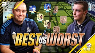 One of bateson87's most viewed videos: THE BEST TEAM EVER (197) VS THE WORST TEAM EVER! | FIFA 16