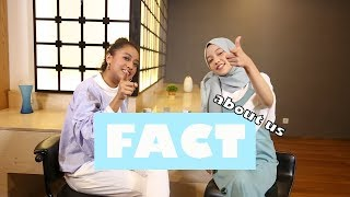 Fact About Us with Jacquline Caroline and Windy Fajriah