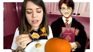 Wie schmecken die Kürbispasteten aus Harry Potter?