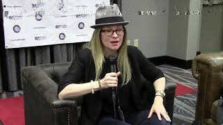 OXFF 2018: Cady McClain - Seeing is Believing: Women Direct