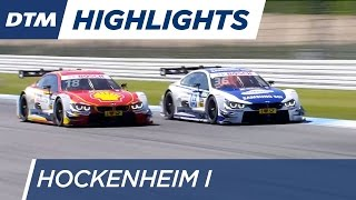 Race 2 Highlights - DTM Hockenheim 2016(We summarize the Sunday at Hockenheim, incl. the highlights of the turbulent second race of the season, with Paul Di Resta (statement included) as the winner ..., 2016-05-08T17:57:54.000Z)