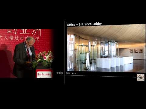 "CTBUH 2012 Shanghai Congress - David Bradford, ""Burj Khalifa"""