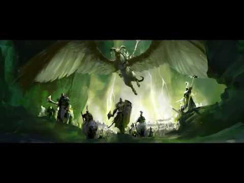 Warhammer Age of Sigmar: Soul Wars - Announcement Trailer