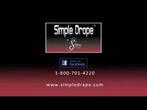 Softline Home Fashions, Inc Simple Drape