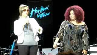 Chaka Khan and Patti Austin Live at Montreux 2008