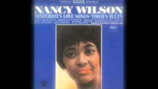 Nancy Wilson - Someone To Watch Over Me (Capitol Records 1963)