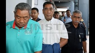 Ex-GCEO of Perak Corporation Bhd charged with corruption