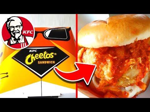 Top 20 CRAZIEST Fast Food Menu Items of the Last DECADE