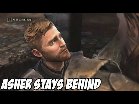 Asher Stays Behind Death Scene Game of Thrones Episode 5 Ending A Nest of Vipers