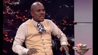 Gambar cover Thomas Mlambo interviews actor Ntokoza Dlamini