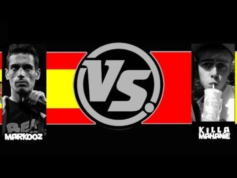 LA CUP | Markooz (ESP) VS Killa Mahanie (BEL) | Quarter Final