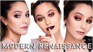 ABH Modern Renaissance - 3 Looks 1 Palette | Karima McKimmie