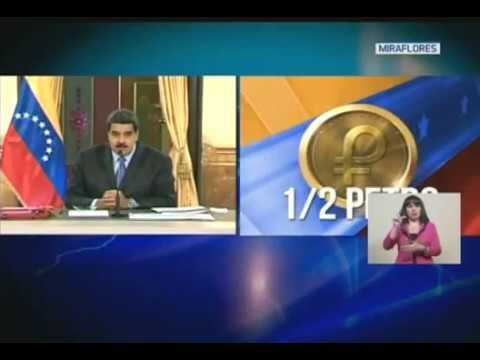 Maduro aumenta salario mínimo a BsS. 1800, bono de BsS. 600 y asume nómina de industrias