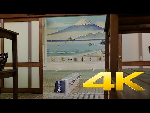 Edo-Tokyo Open-air Architectural Museum - Tokyo - 江戸東京たてもの園 - 4K Ultra HD