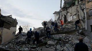 أربعة قتلى ونحو 150 جريحا جراء أقوى زلزال يضرب ألبانيا منذ عقود …