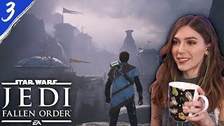 Zeffo & The Tomb Of Eilram | Star Wars Jedi: Fallen Order Pt. 3 | Marz Plays