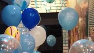 видео Шары на выписку из роддома