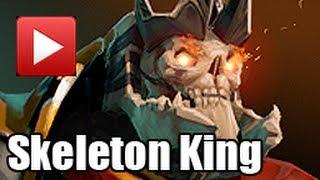 Skeleton King - DotA 2 Guide