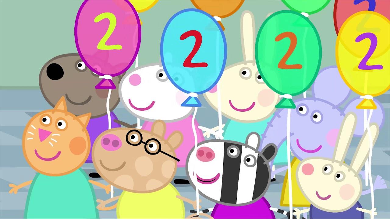 Peppa Pig en Español en 4K - Compilaciòn 11 - Dibujos Animados