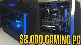 ULTIMATE $2,000 GAMING PC!   Vonix