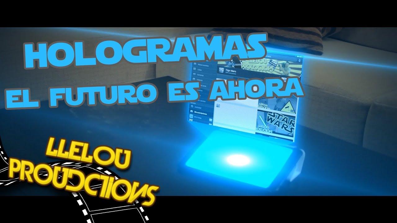 Como hacer hologramas realistas tutorial after effects ...