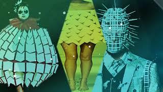 لماذا يجازف مصمم أزياء على إبتكار أزياء و ملابس غريبة لا يمكن إرتداؤها