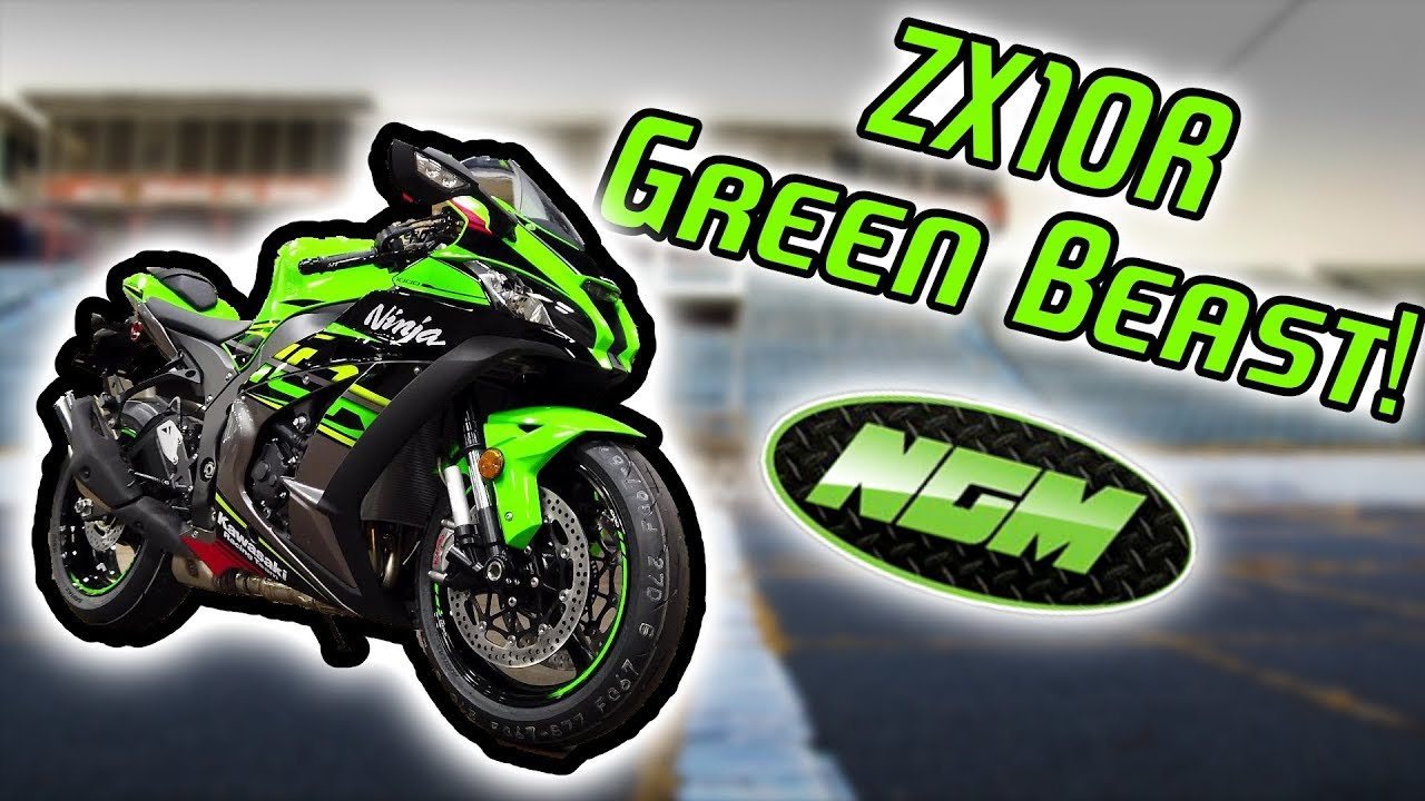 2019 ZX10R First Ride Review!