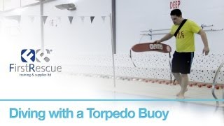 Diving with a Torpedo Buoy