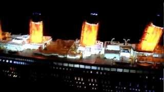Let´s Show My Model - R.M.S. Titanic + LIGHT (Scale 1:400)