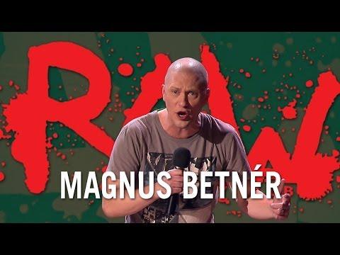 Fisting i Storbritannien - Magnus Betnér | RAW COMEDY