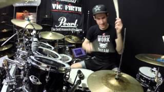 School Of Rock - Drum Cover - Teacher's Pet - Jack Black
