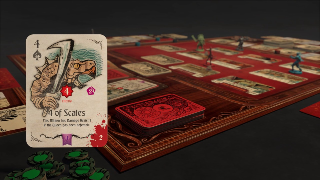Ordeals Hand Of Fate