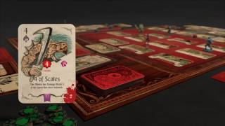 Hand of Fate: Ordeals Kickstarter Feature