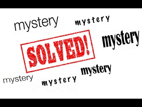 Top 10 SOLVED Mysteries