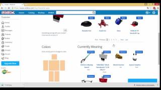 How to get any T-shirts for free at ROBLOX (2016/2017)